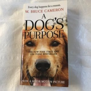 """A Dog's Purpose"" Paperback"